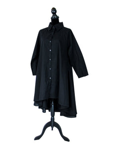 Fashions by RoPuddles Black Tunic Dress