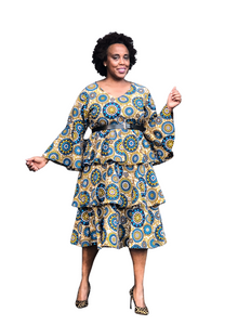 Fashions by RoPuddles African dresses