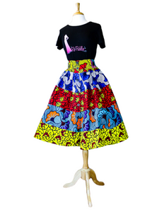 fashions by ropuddles african skirts