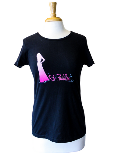 Fashions by RoPuddles Black T-shirt