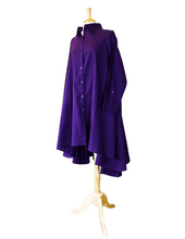 purple hilo tunic dress