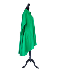 kelly green hilo tunic dress