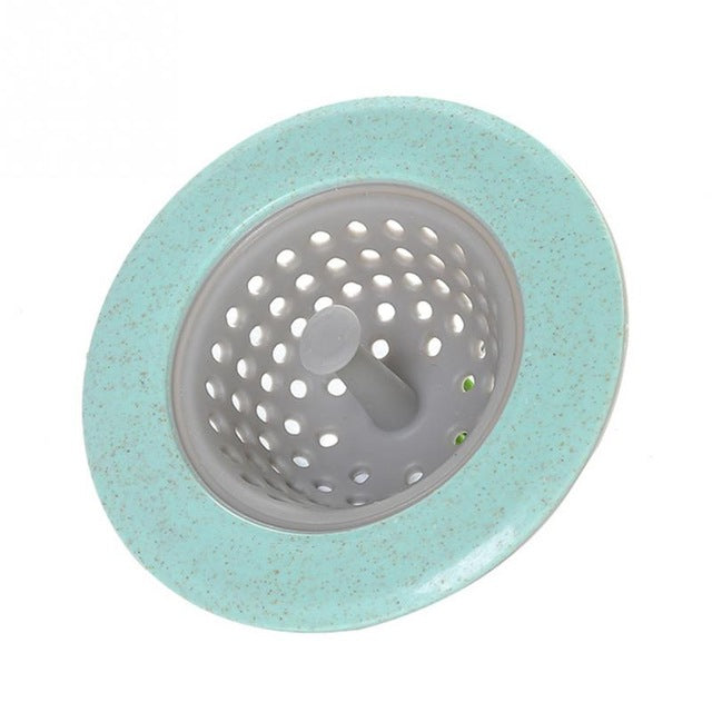 Silicone Sink Strainer Bathroom Shower Drain Sink Drains Cover sink Filter
