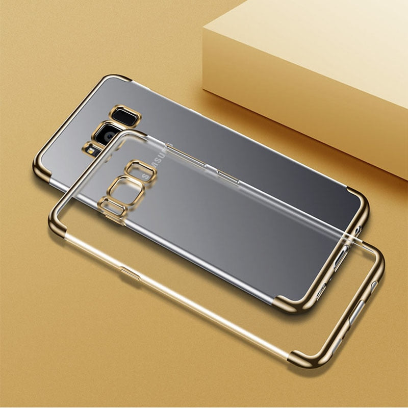 Ultra Thin Cover for Samsung Galaxy A3 A5 A7 A8 J3 J5 J7 2016 2017 2018 S8 S9 Plus S7 S6