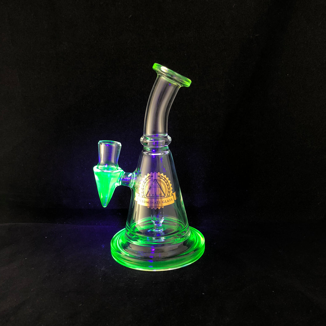 UV Conical Banger Hanger