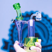 Refined Recycler - CFL Purple/Green - JDG38