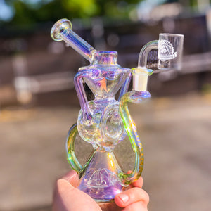 Wormhole Recycler Chromatech (Green/Purple Accents)