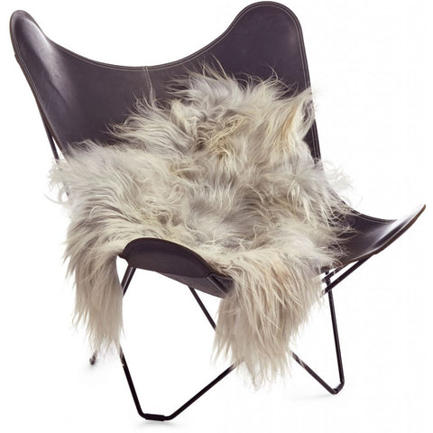 Icelandic Sheepskin Throw Natures Collection - 90/100cm