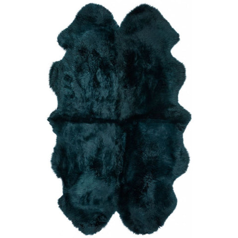 New Zealand Sheepskin Rug Natures Collection - 180 x 110cm