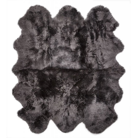 New Zealand Sheepskin Rug Natures Collection - 180 x 162cm
