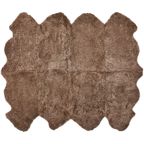 New Zealand Sheepskin Rug Natures Collection - 180 x 214cm
