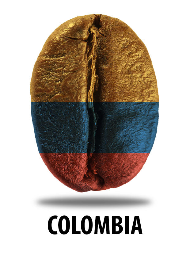 Colombia Supremo - Dark Roast