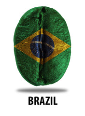 Brazil  Mogiana Bourbon - Medium/Dark Roast