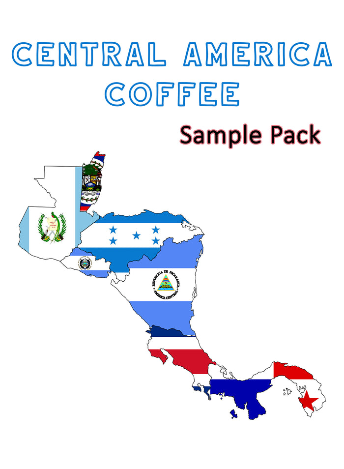 Central American Sample Pack
