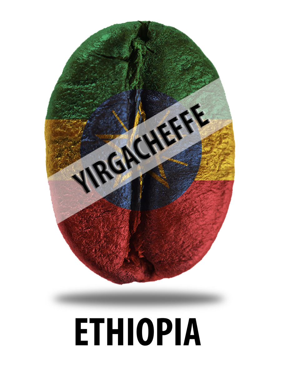 Ethiopia Yirgacheffe - Light/Medium Roast