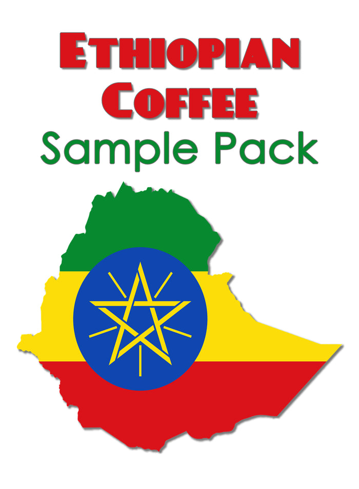 Ethiopian Sample Pack
