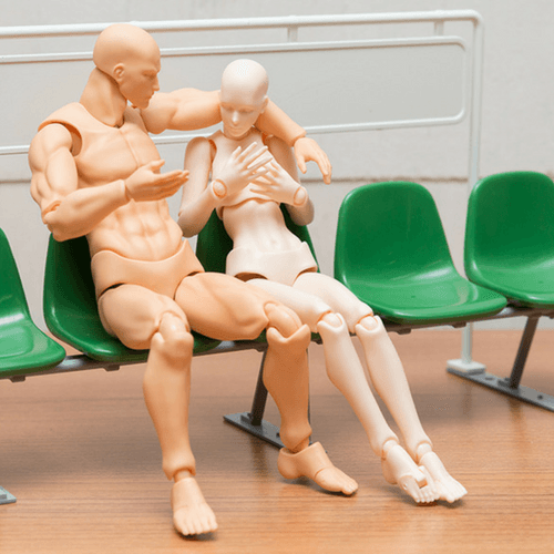 Figma Archetype Kun & Chan - Chair