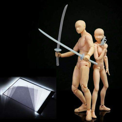Body Kun Body Chan avec Table Lumineuse de Dessin Offerte - body kun body chan - Bodykun Revolution
