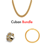 Gold Cuban Bundle - ShopVVS