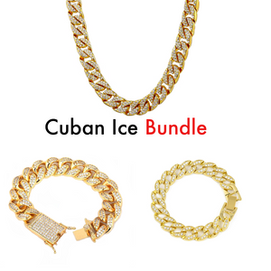 Cuban Ice Bundle - ShopVVS