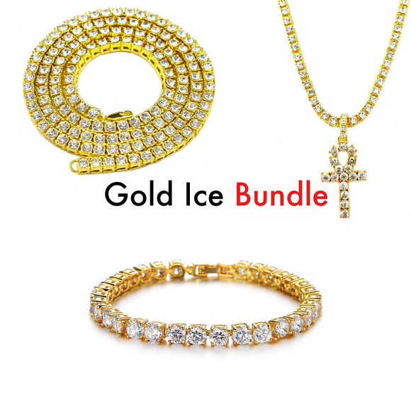 Gold Ice Bundle - ShopVVS