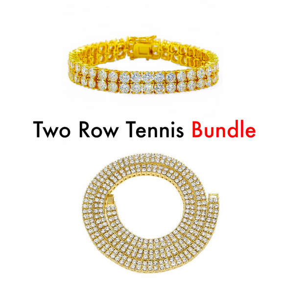 Two Row Tennis Bundle - ShopVVS
