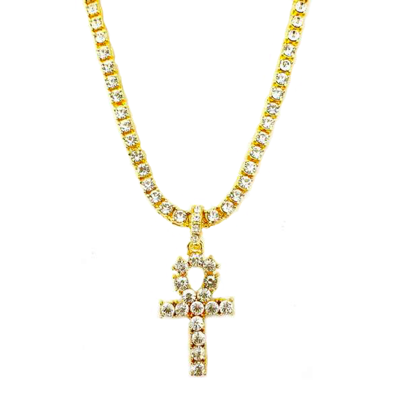 Ankh Necklace - ShopVVS