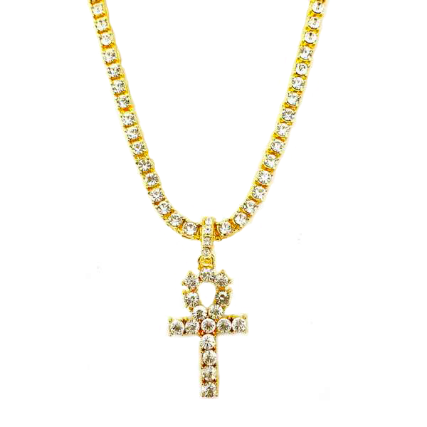 Ankh necklace shopvvs ankh necklace shopvvs mozeypictures Image collections