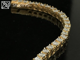 Diamond Tennis Bracelet ~1ct in Diamonds - ShopVVS