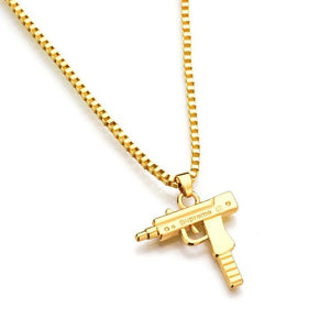 Best selling pendants + 3mm Stainless Steel Box Chain Necklace - ShopVVS