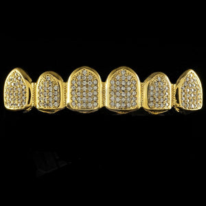 Custom Fit Iced out Grill
