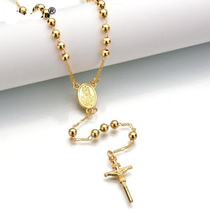 Gold Rosary - ShopVVS