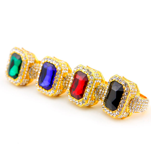 Gemstone Rings - ShopVVS