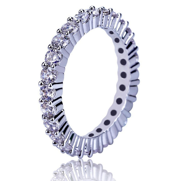 2mm Eternity Ring