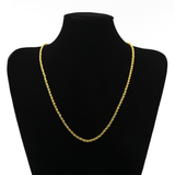 3mm Rope Chain - ShopVVS