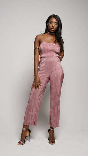 jump straight in crinkle jumpsuit