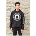 Sugardrop Circle Hoodie Adult