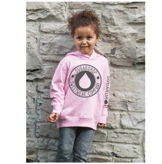 Sugardrop Circle Hoodie Toddlers