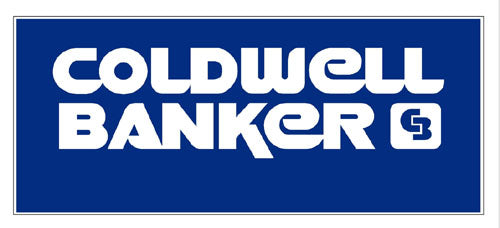 Coldwell Banker Bumper Sticker, 8