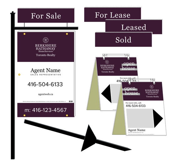 Berkshire Hathaway - New Agent Packages