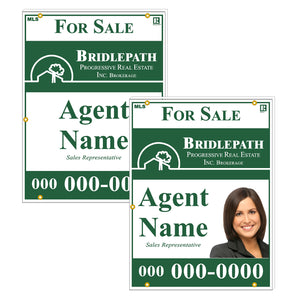 Bridlepath - For Sale Signs