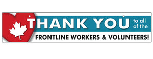 Thank You, Frontline Workers - Bottom Rider