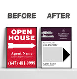 REFACE  Sandwich Boards - Berkshire Hathaway