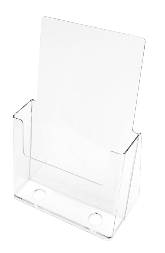 Acrylic Brochure Holder - Clear