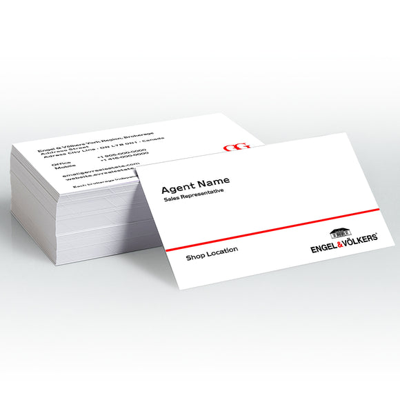Business Cards - Engel & Völkers