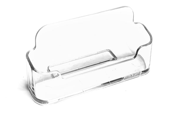 Acrylic Business Card Holder - Clear