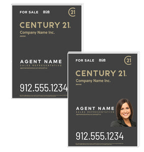 Century 21 - For Sale Signs