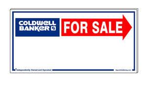 Coldwell Banker - Directional Signs, Generic