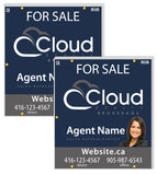 Cloud Realty - For Sale Signs