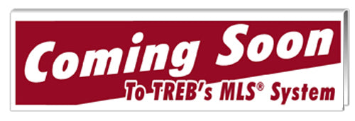 Coming Soon to TREB MLS